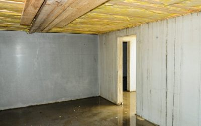 What Are The Typical Causes of a Leaky Basement