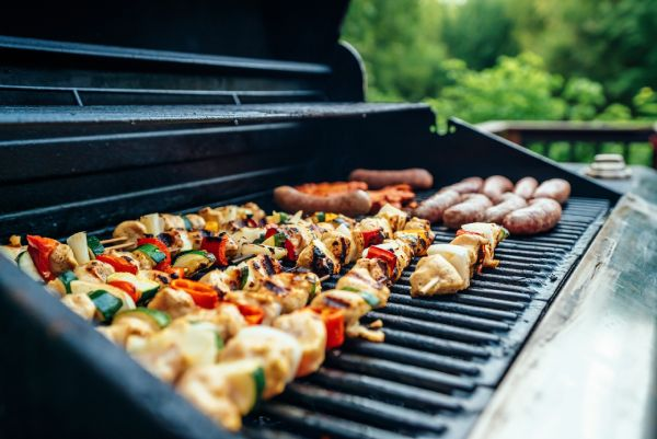 The Advantages of Natural Gas Barbecues
